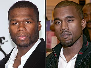 50 Cent Weighs In as Kanye West Gets Emmy Gig