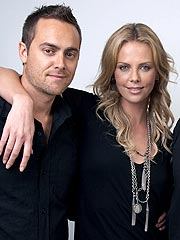 Stuart Townsend Calls Charlize Theron His Wife