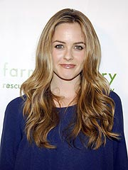 Alicia Silverstone Bares all for Veggie Ad