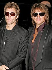 Rehabbing Richie Sambora Steps Out with Bon Jovi