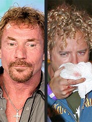 Jonny Fairplay Sues Danny Bonaduce for Battery