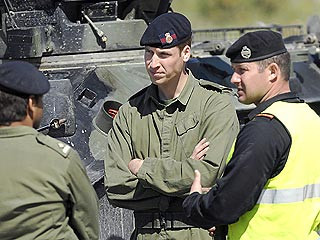 Prince William to Join the Royal Air Force