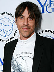 Anthony Kiedis Opens Up About Being a Dad