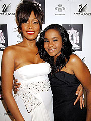 Whitney Houston a Surprise Guest at Fashion Rocks