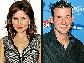 Sophia Bush and Tony Romo Meet Up in Texas