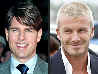 Tom Cruise Plans Adventurous Pick-Me-Up for David Beckham
