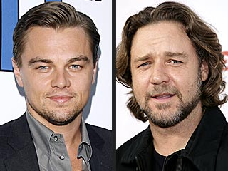 QUOTED: Russell Crowe Knew Leo When He Was Still... Innocent