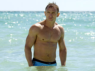 Daniel Craig Hurts from 007 Stuntwork