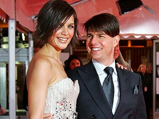 Katie Holmes: Tom's Kids with Nicole 'Call Me Mom'