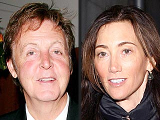 Paul McCartney Steps Out with a New Gal Pal