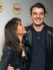 Chris Noth & His Girlfriend Have a Boy