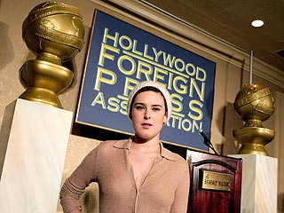 Rumer Willis Named Miss Golden Globe 2008