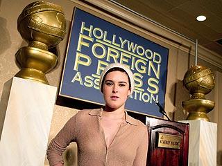 Rumer Willis Named Miss Golden Globe 2008