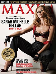 No Kids Just Yet for Sarah Michelle Gellar