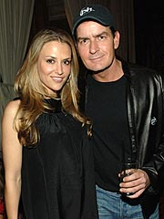 Charlie Sheen, Brooke Mueller Consider Vegas Wedding