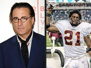 Andy Garcia Pays Tribute to Slain Football Star