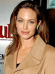 Angelina Jolie Takes Spy Mission – for Movie