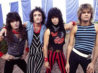 Quiet Riot Lead Singer Found Dead