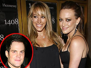 Hilary Duff's Guy Gets Thumbs Up From Haylie