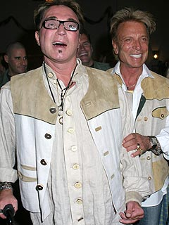 Siegfried and Roy Hint at Comeback