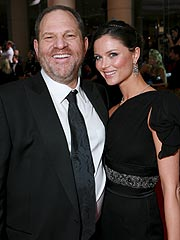 Harvey Weinstein Weds Designer Georgina Chapman