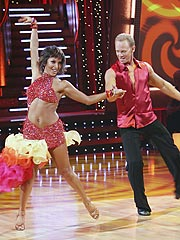 Monday's Dancing With The Stars: What You Didn't See