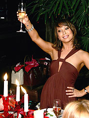 Cheryl Burke's Post-DWTS Update: Party and Laundry