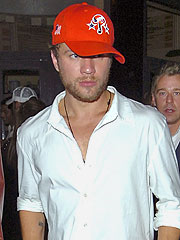 Ryan Phillippe's Guys' Night Out