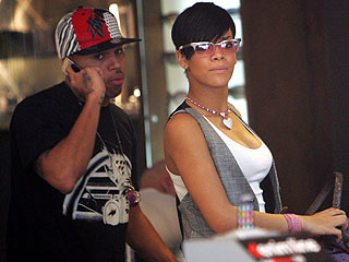 Couples Watch: Rihanna & Chris, Matt & Luciana