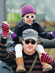 Heath Ledger Remembered as an 'Amazing' Dad