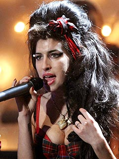 Amy Winehouse Hits Rich List