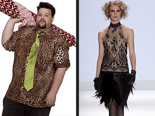 Project Runway: Chris&#8217;s Hirsute Couture Sends Him&nbsp;Packing