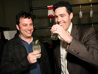 Jimmy Kimmel Urged Pal Adam Carolla to Be on DWTS — to EmbarrassHim