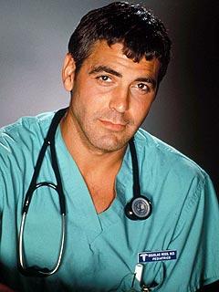 George Clooney: I'm Not Returning ToER
