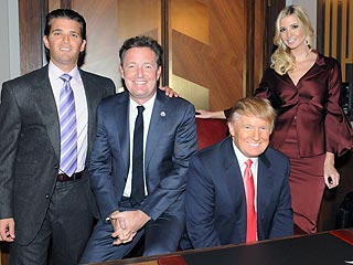 Piers Morgan Wins Celebrity Apprentice