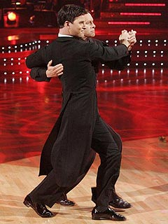 More Man-go on Dancing with theStars?