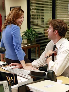 The Office: OMG! Is Jim Going to Propose to Pam?