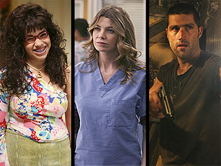 Ugly Betty, Grey's Anatomy and Lost Return With New Episodes!