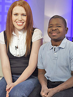 Gary Coleman, Wife Have Their Diff'rences