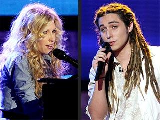 Idol: Top 5 Sing NeilDiamond