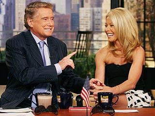 Ellen, Regis & Kelly, View Cast Race forEmmy