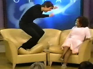 TV Roundup: Oprah Will Ask Tom Cruise About Couch Jumping