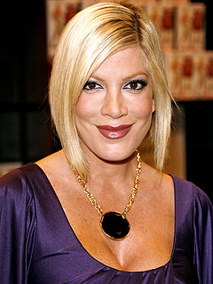 Tori Spelling Returns to Her Old Zip Code — 90210!
