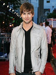 Chace Crawford Says His Soulmate Will &#39;Make Me Laugh&#39;