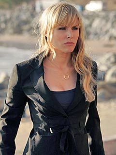Kristen Bell Returns to Heroes
