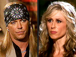 Rock of Love 2's Bret Michaels & Ambre Lake Split