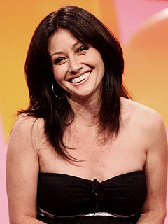 Shannen Doherty Returns to 90210