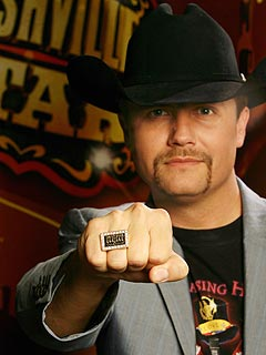 John Rich: Nashville Star Finale Is a 2-Way 'Horse Race'