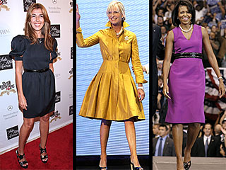 Nina Garcia Wants Michelle Obama & Cindy McCain on Runway