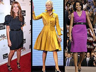 Nina Garcia Wants Michelle Obama & Cindy McCain onRunway